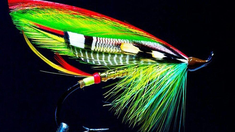 La proporción áurea de una mosa (de salmón)