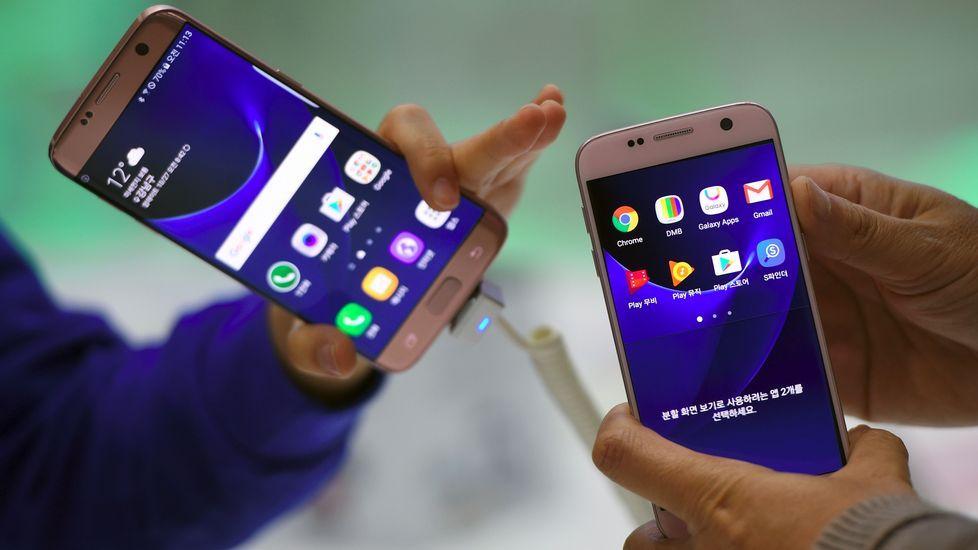 Samsung Galaxy S8: el móvil de la pantalla infinita
