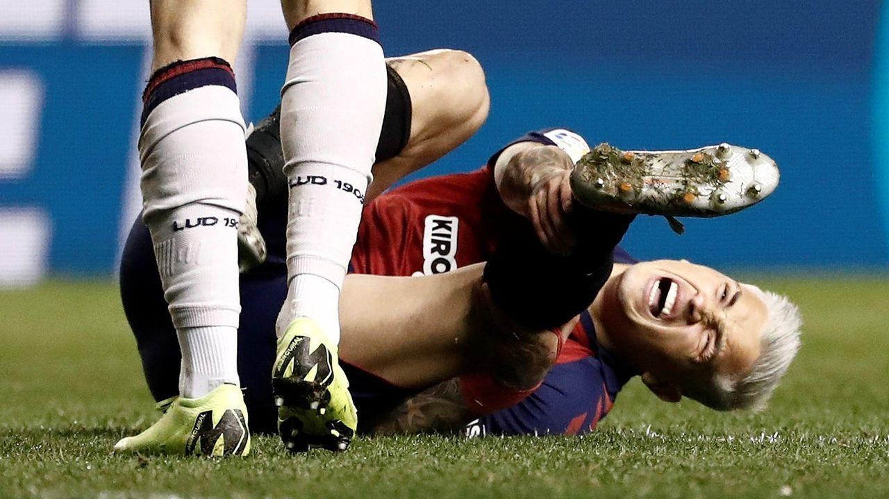 Hugo Vallejo ha sido el último refuerzo del Deportivo
