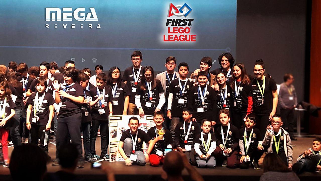 Alumnas de 4 de la ESO del IES de A Pobra do Caramiñal ganaron una mención especial en la Olimpiada de Xeoloxía