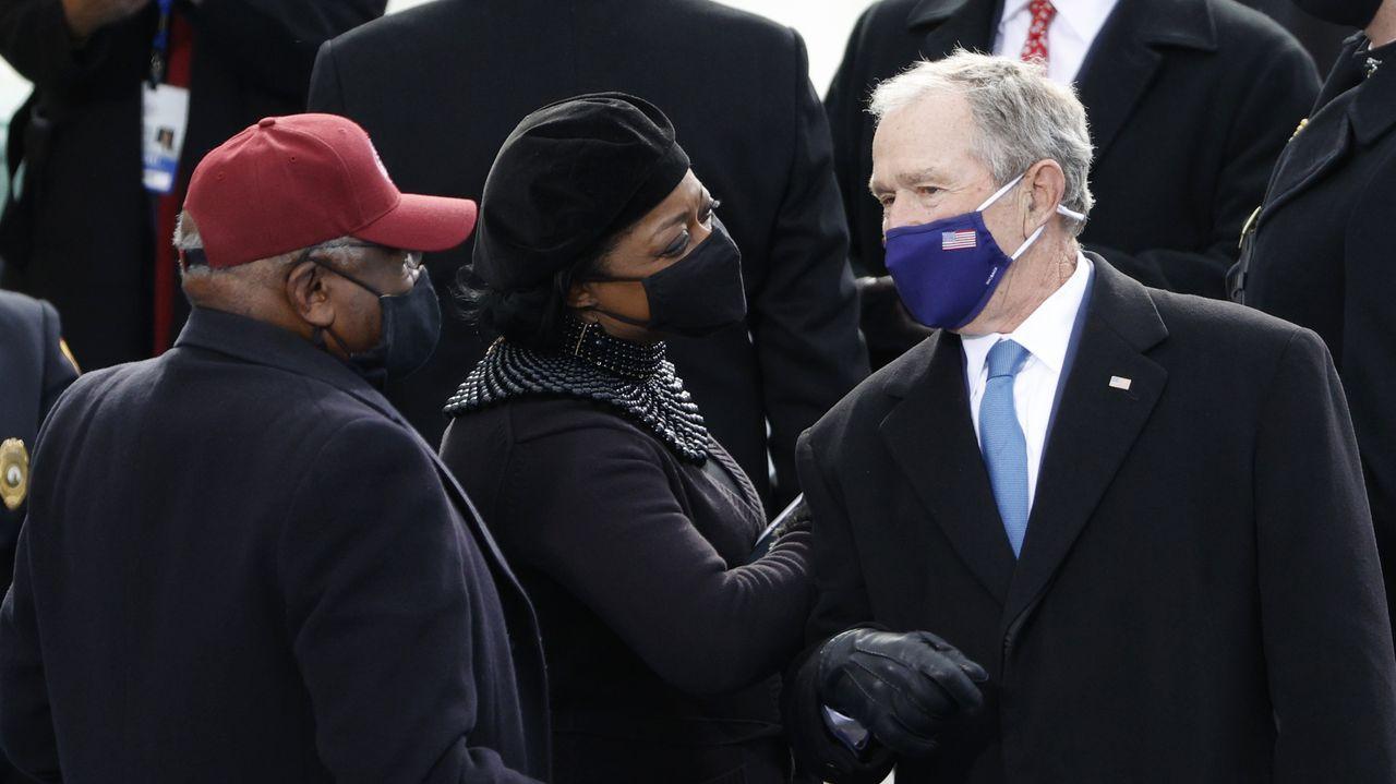 El expresidente George W. Bush