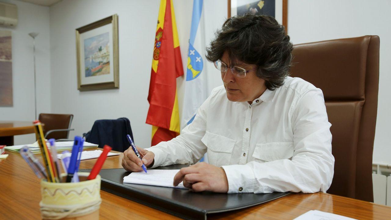 Laura Fernández ha firmado una petición en udcdecide.udc.gal en la que solicita un aparcamiento para el campus