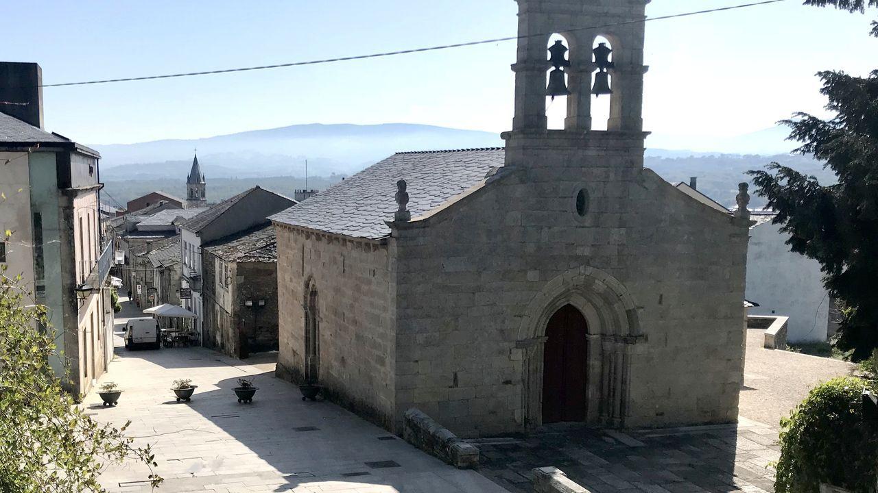 El Fuerte de San Salvador de Sarria