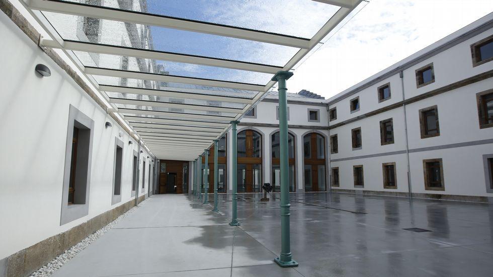 NUEVA AUDIENCIA PROVINCIAL DE A CORUÑA Y ANTIGUA FÁBRICA DE TABACOS