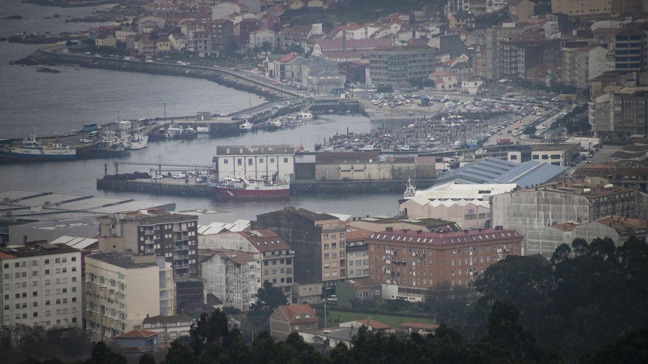 Ribeira es el concello barbanzano que registra una mayor renta media por hogar