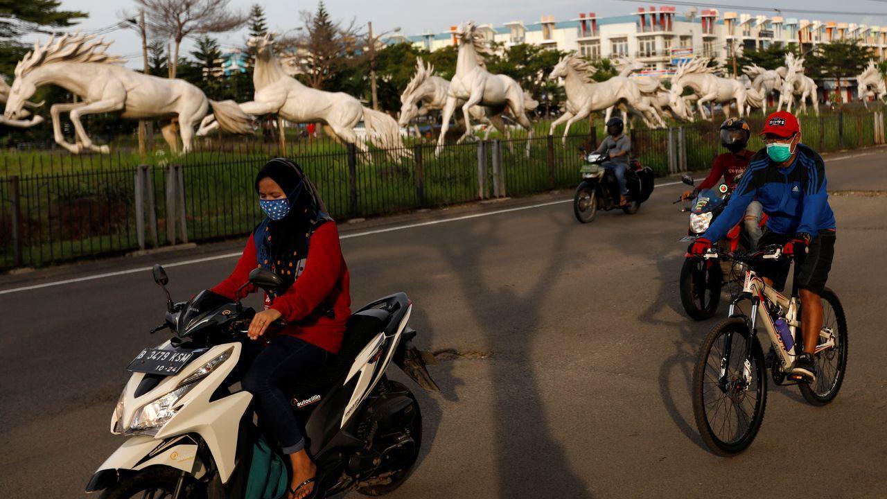 Indonesia permitirá desde hoy los desplazamientos por todo el país
