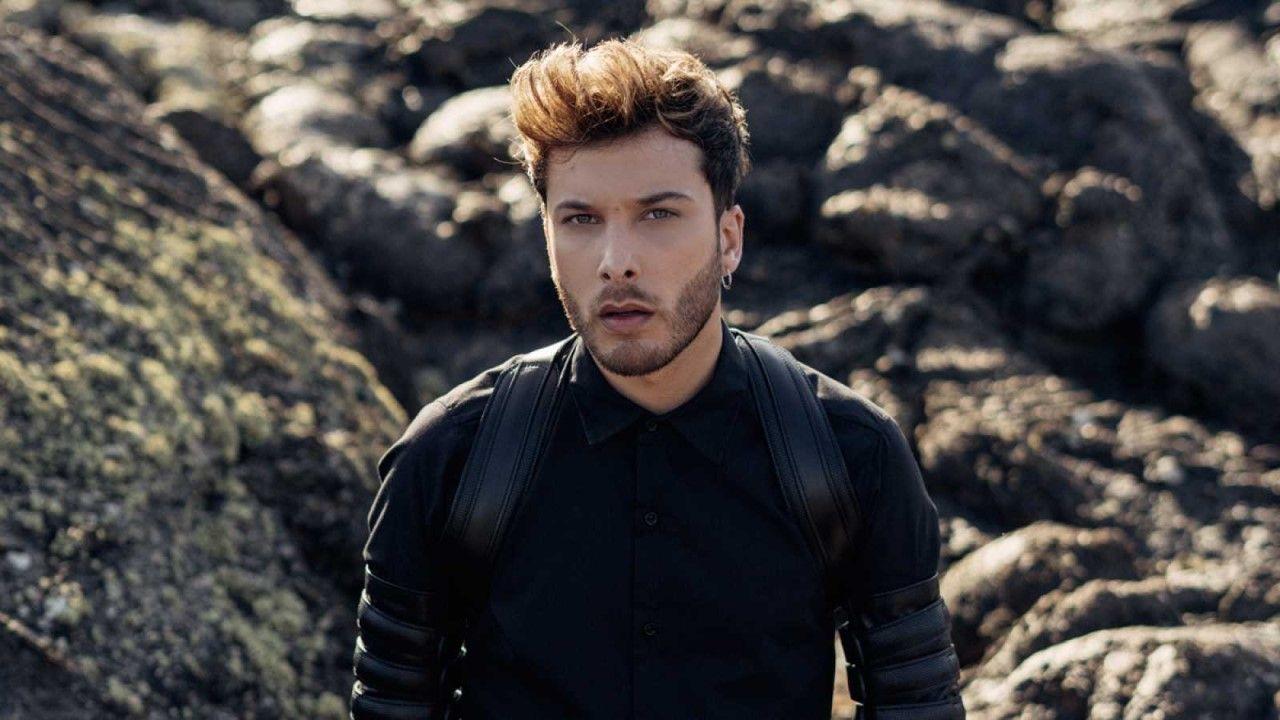 «Universo», la canción de Blas Cantó en Eurovisión.Melendi