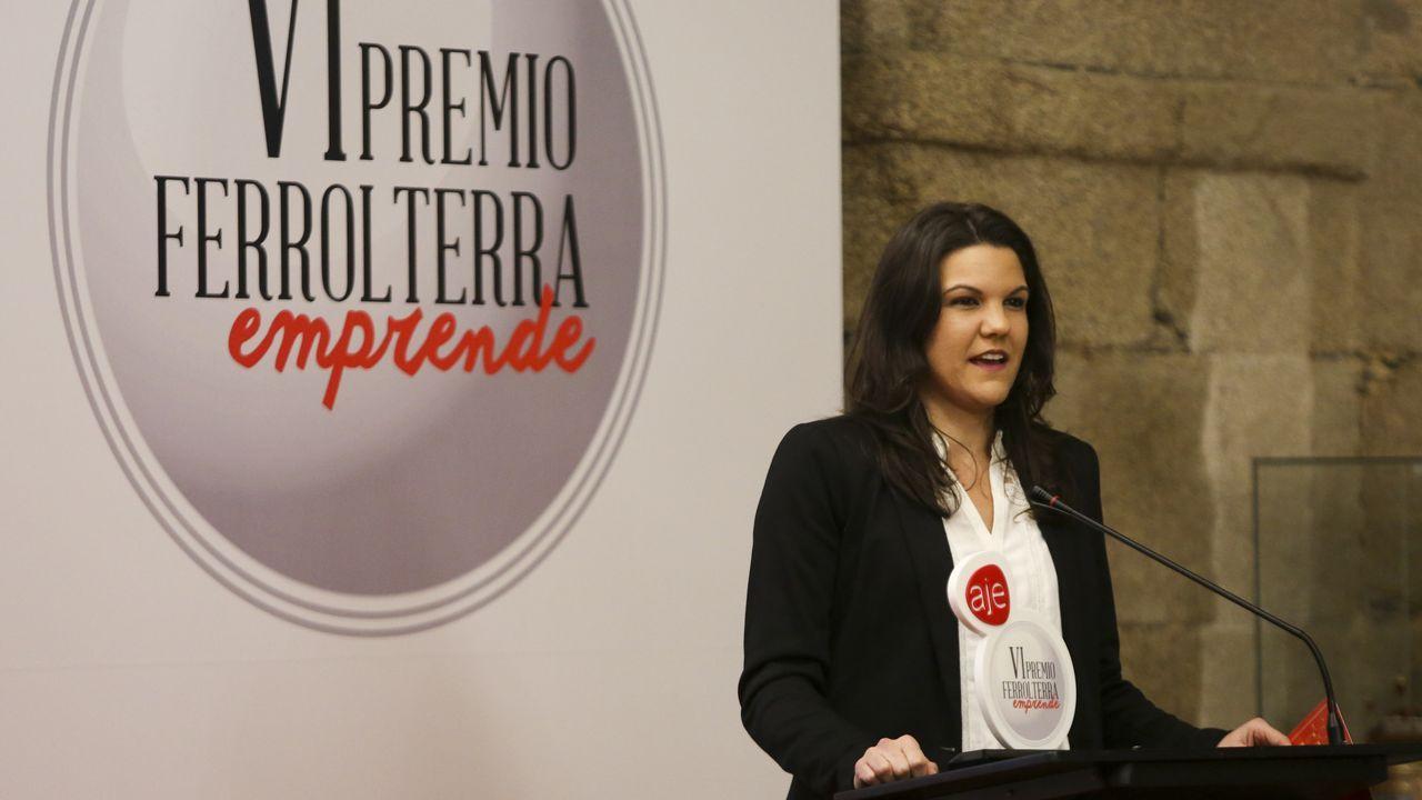 La gala del emprendimiento de Ferrolterra en imágenes