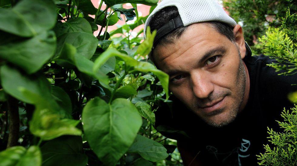 Fran Rivera: «No me gustaría estar en su pellejo cuando se encuentre con mi padre».Francisco Rivera cata un vino