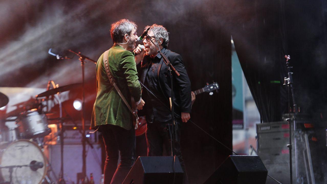 Xoel y Ferreiro, músicos sin fronteras.