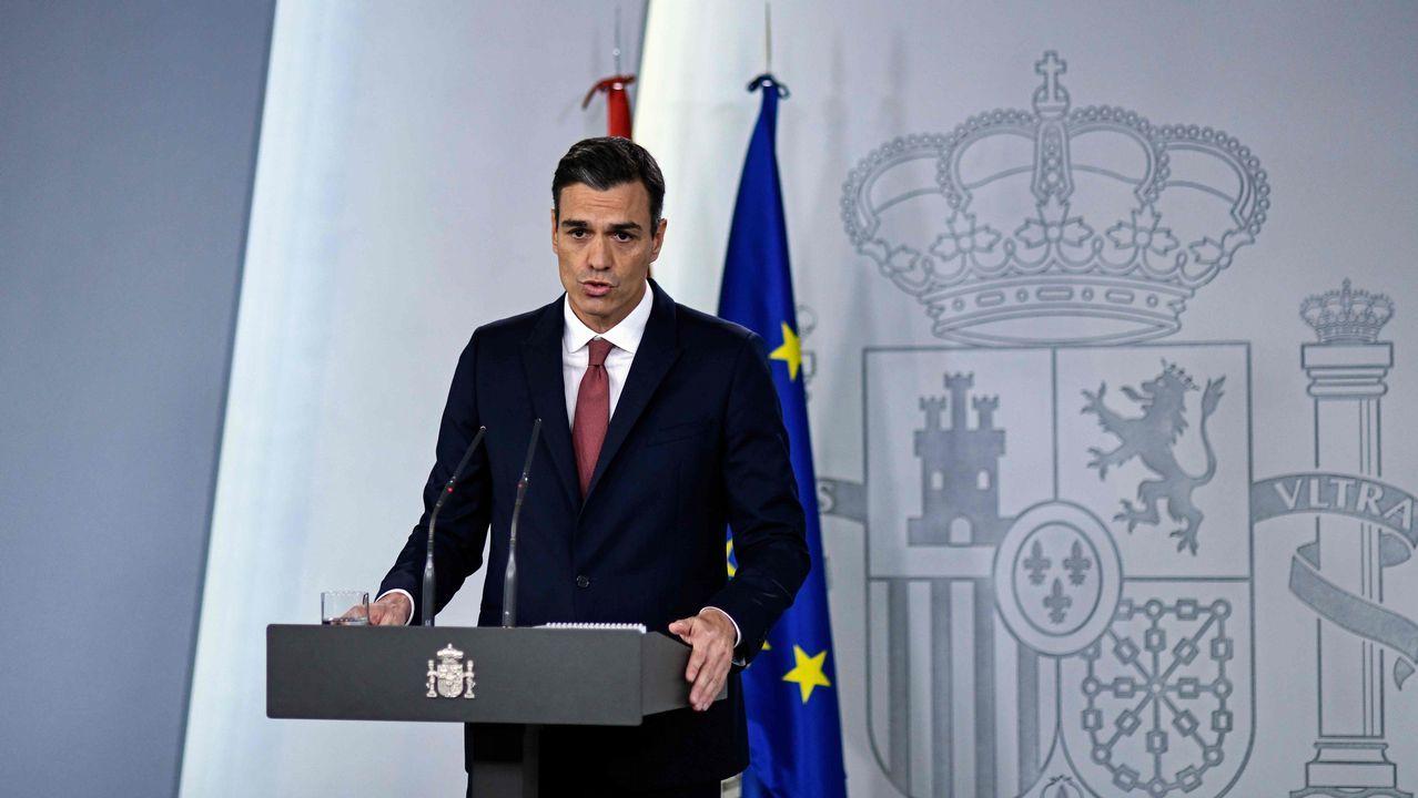 Un año marcado por la moción de censura y la irrupción de la extrema derecha.Juan Manuel Romero (PP) y Juan Marín (Ciudadanos), en una imagen de archivo