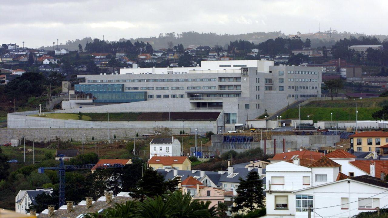 Residencia de ancianos desamparados Santa Teresa Jornet de Eirís
