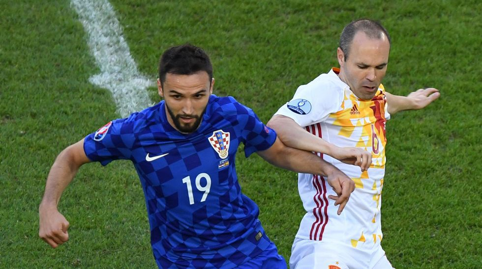 Juanfran avisa a Italia