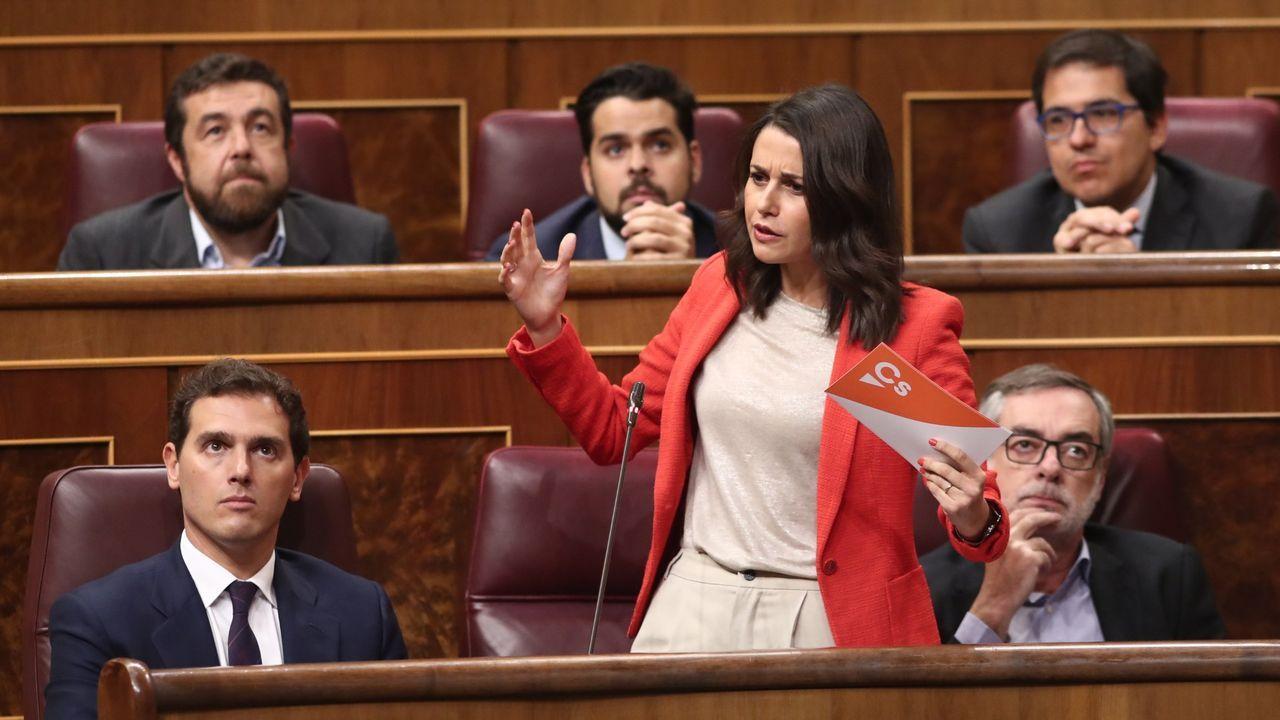 Puigdemont llega a los juzgados que estudiarán hoy la reactivación de la euroorden.El expresidente catalán Carles Puigdemont