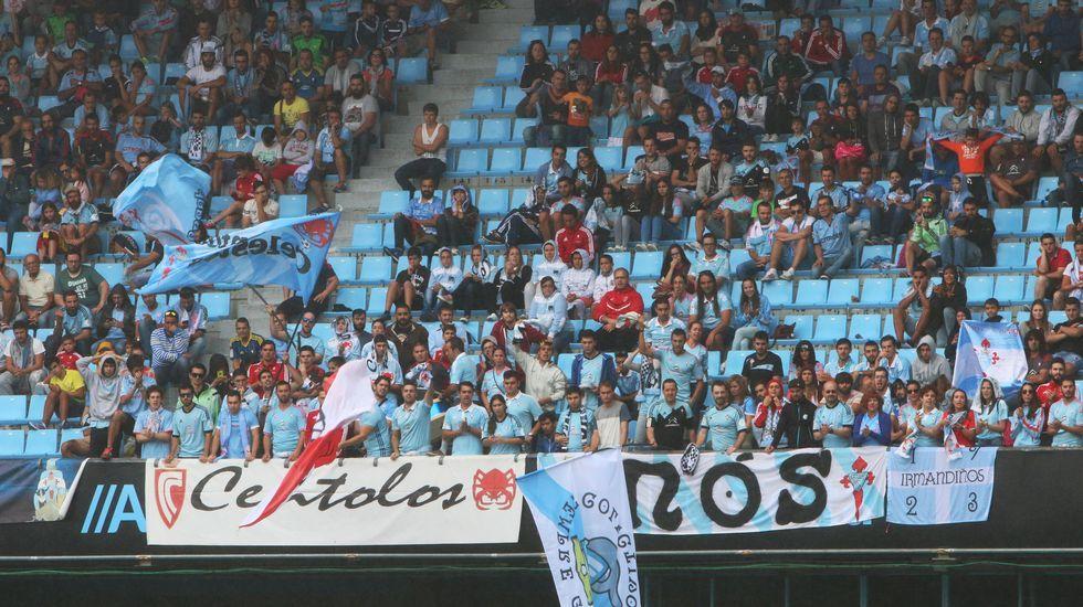 Atlético 3 - Celta 2 (12 de febrero)