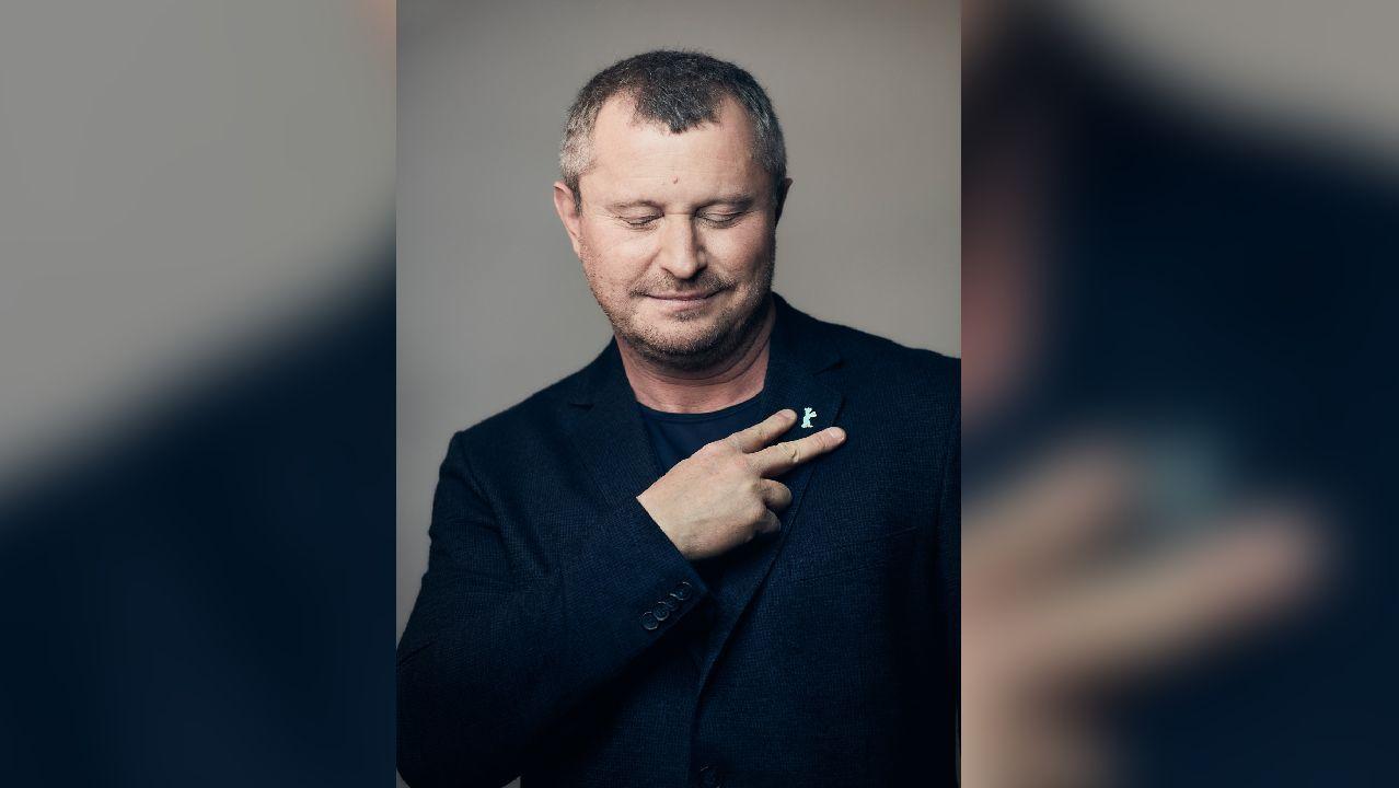 El cineasta Vadim Perelman, retratado en la Berlinale