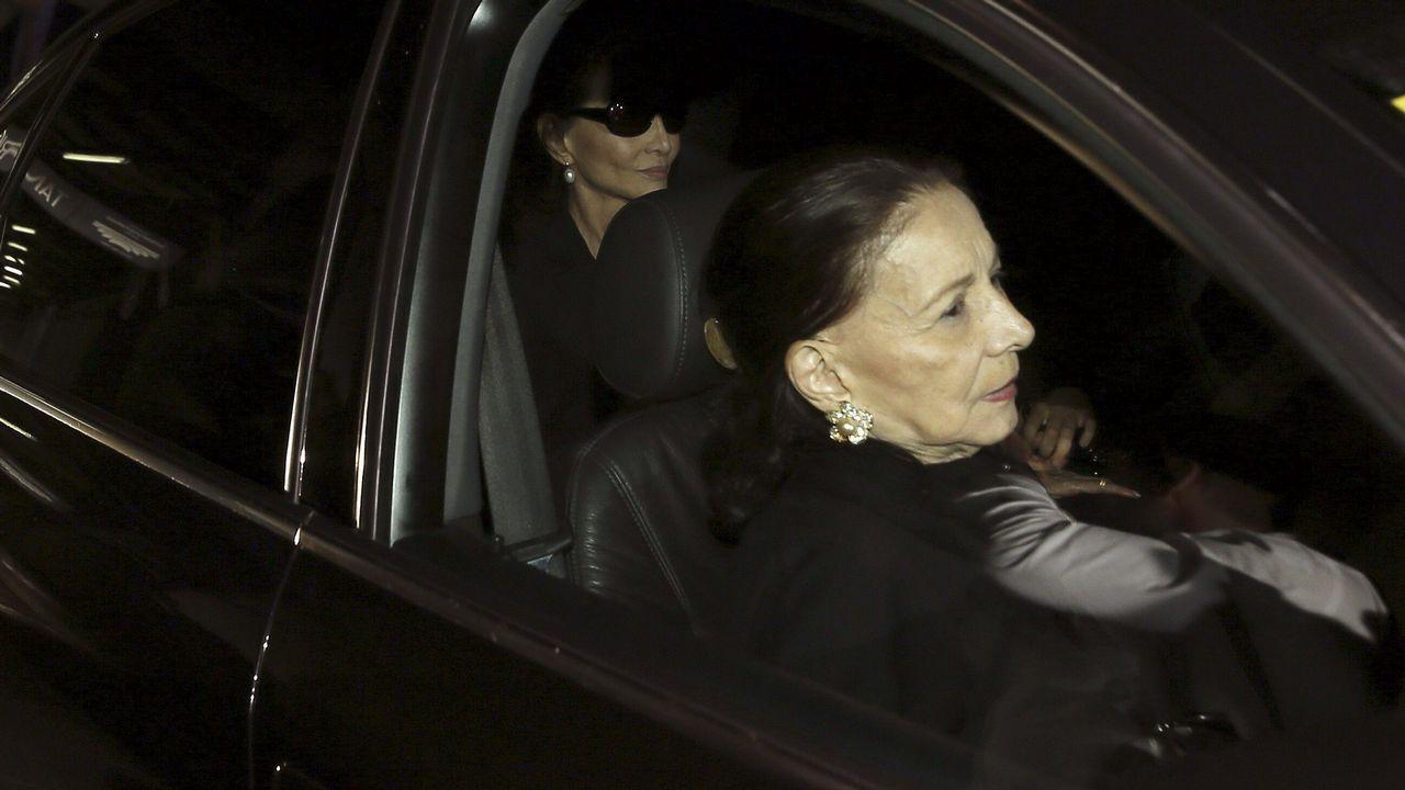 La jueza pitonisa de Lugo busca pareja en First Dates.Lara Álvarez en Supervivientes