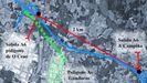 Una propuesta para unir el enlace de la A-6 de O Ceao con el parque industrial de As Gándaras