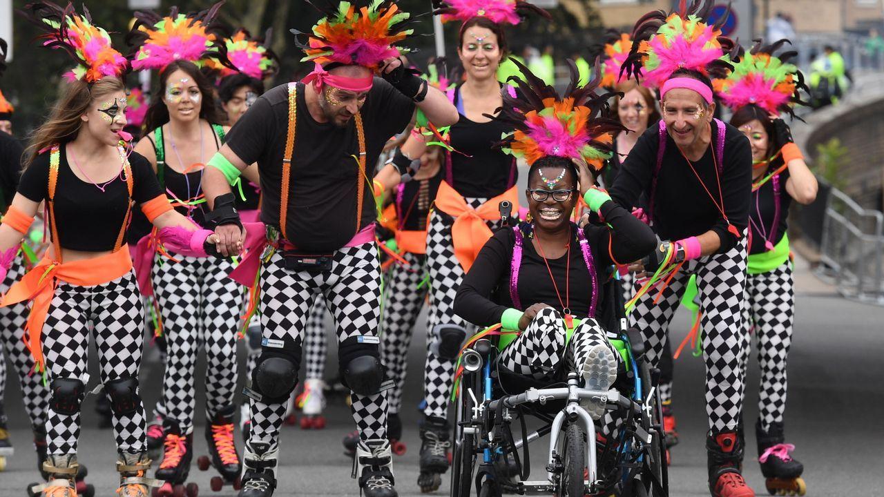 Carnaval en Notting Hill llega a su edición de número 52 en Londres de 25 a 27 de agosto de 2018