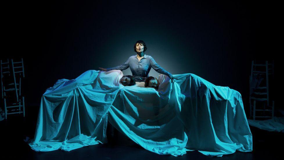 Redrum Teatro pondrá en escena «Invisibles» en el auditorio Gustavo Freire
