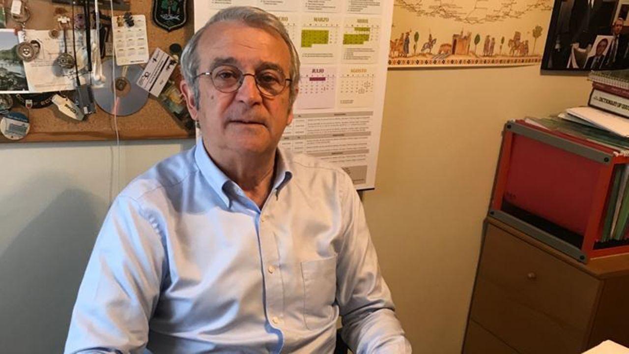 Entrevista ciudadana a Adrián Barbón.Rodolfo Gutiérrez Palacios. Catedrático de Sociología de la Universidad de Oviedo