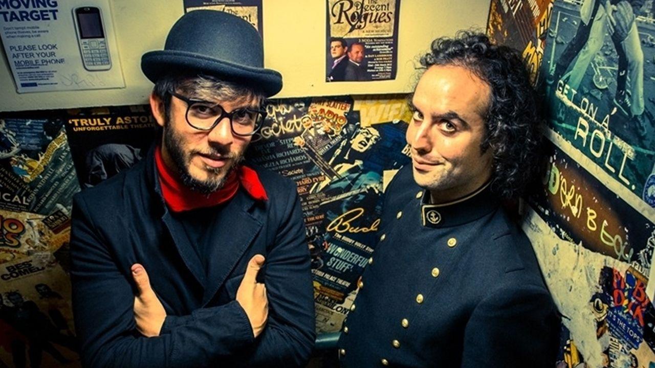 Antílopez, los cantautores del chiripop andaluz