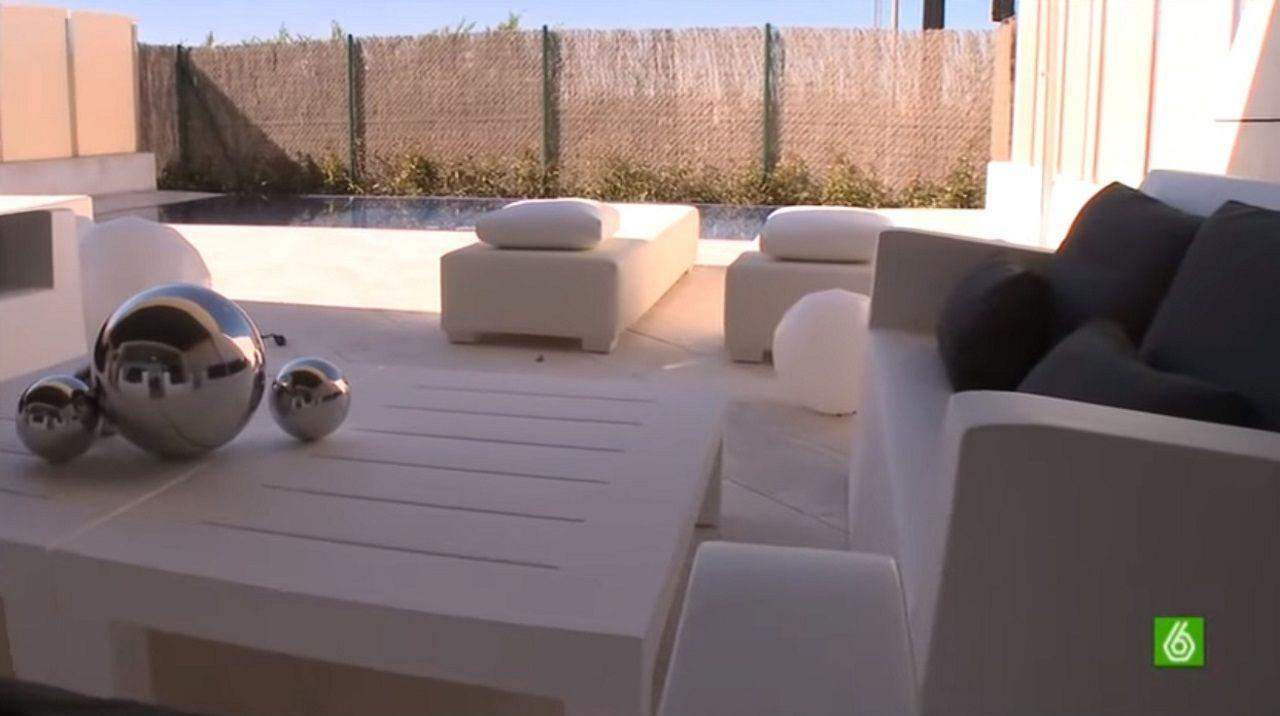 Imagen de la casa de Gonzalo Miró de un programa emitido en La Sexta