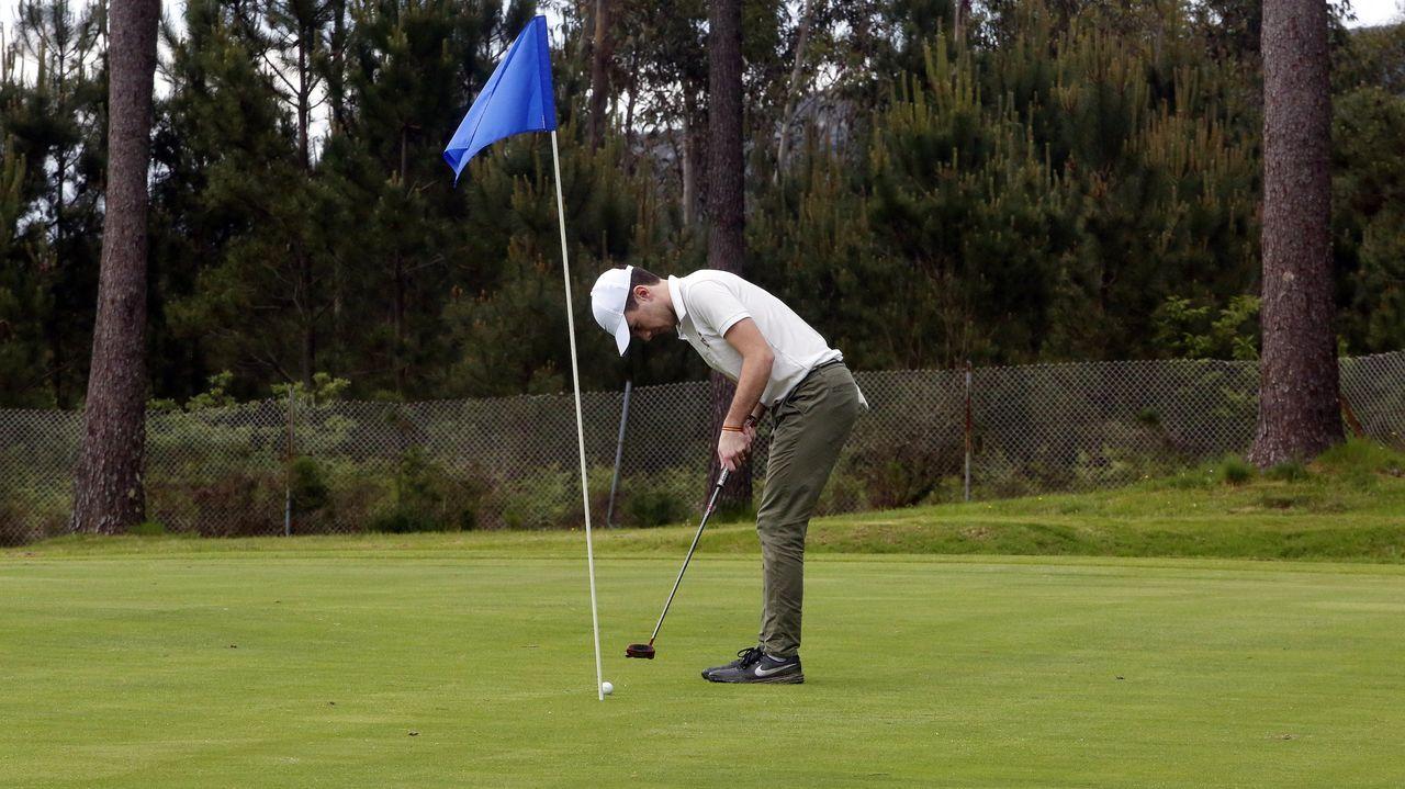 Entramos en Xaz, el campo de golf más exclusivo de Galicia que abre en Oleiros.El japonés Hideki Matsuyama gana el Masters de Augusta