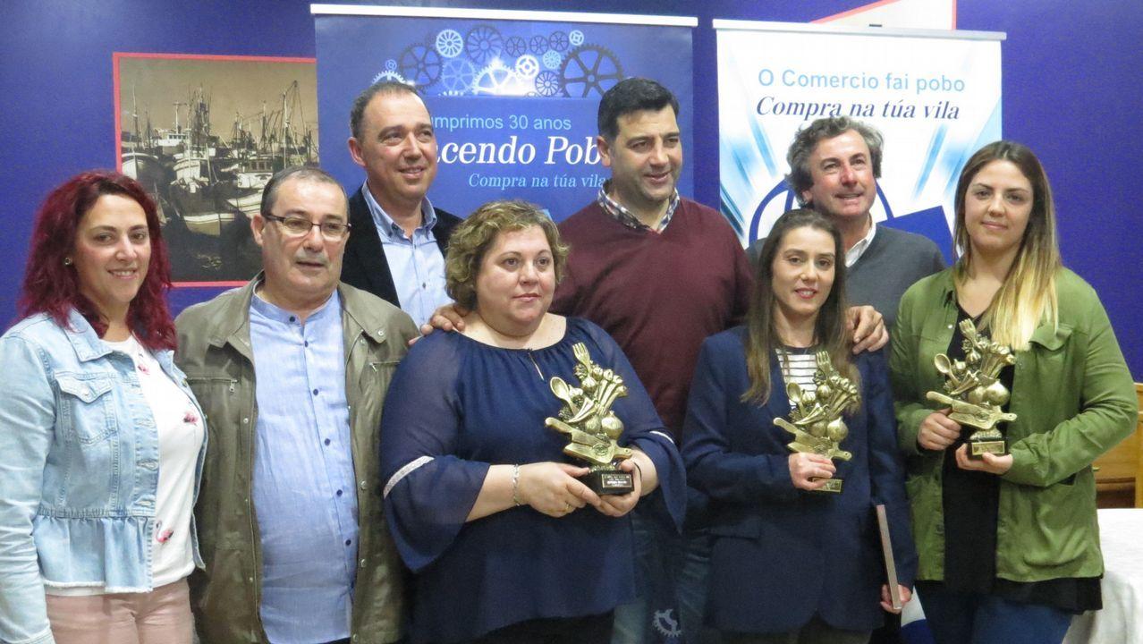 La muiñeira se hace millennial.Puerto de Celeiro está recibiendo numerosas consultas sobre un programa pionero en toda España