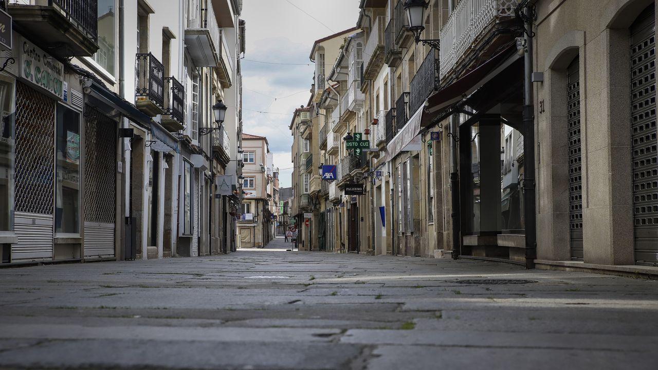 Rúa Comercio (Noia).