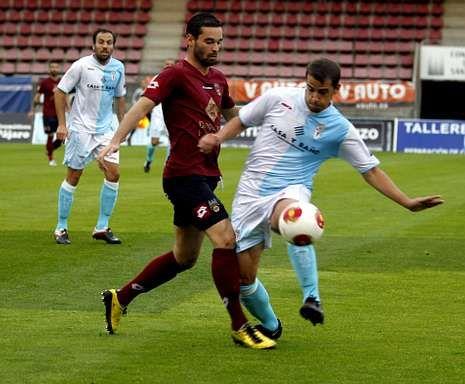 En el partido de ida el Compos se impuso por 2-1.