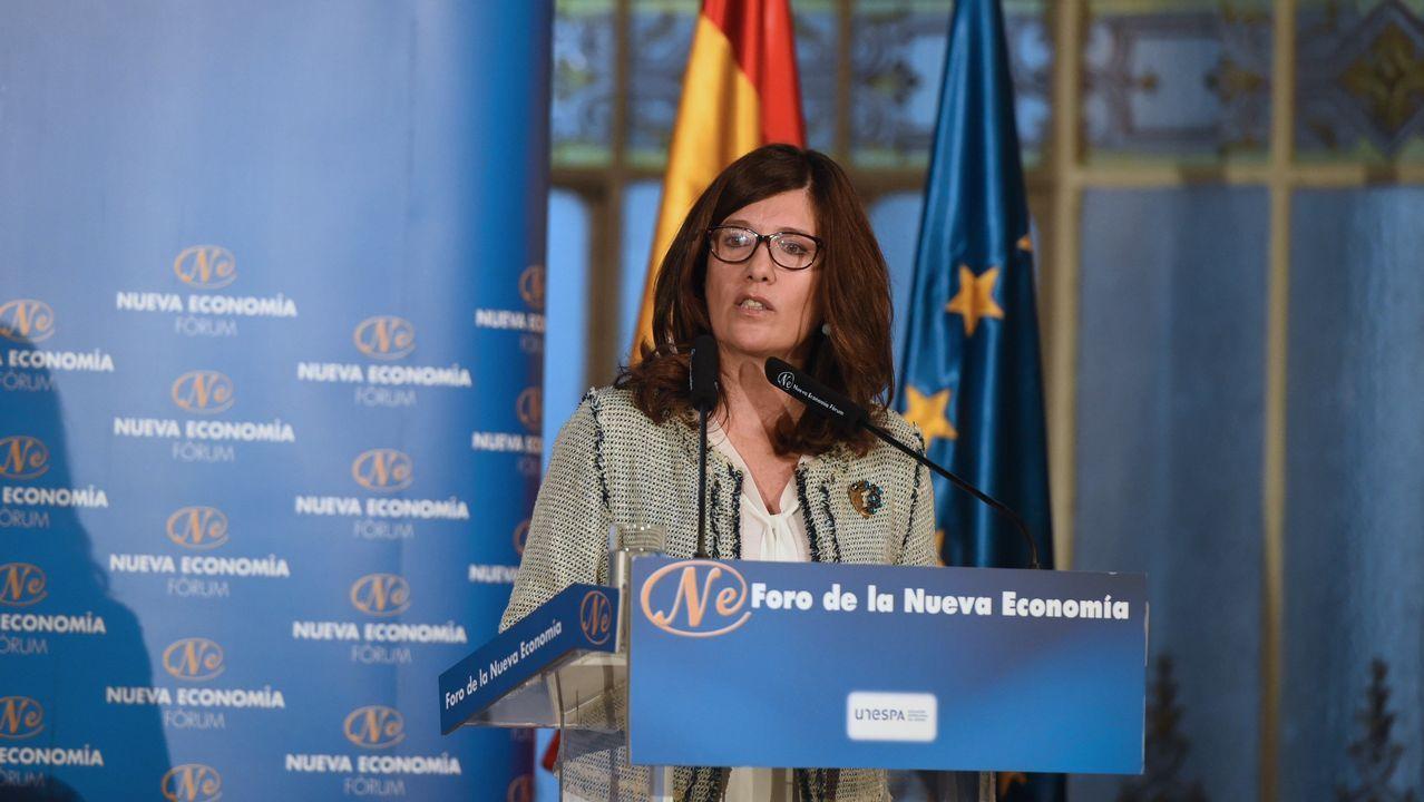 Mar España, directora de la Agencia Española de Protección de Datos