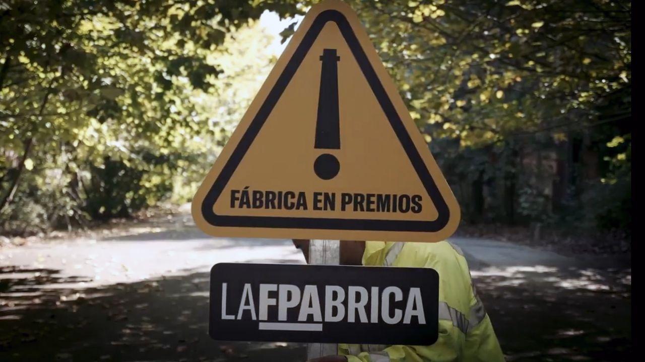 La fábrica de la cultura.Manifestación en Oviedo contra los Premios Princesa