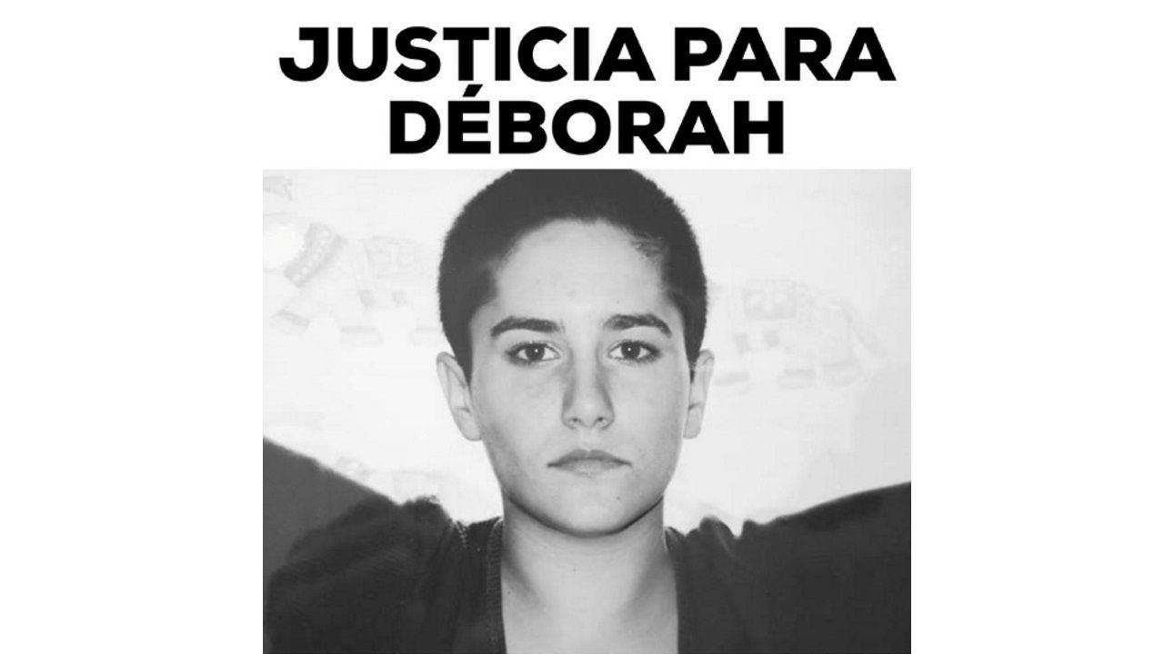 La joven viguesa Deborah Fernández fue una de las mujeres asesinadas en el año 2002 en Galicia