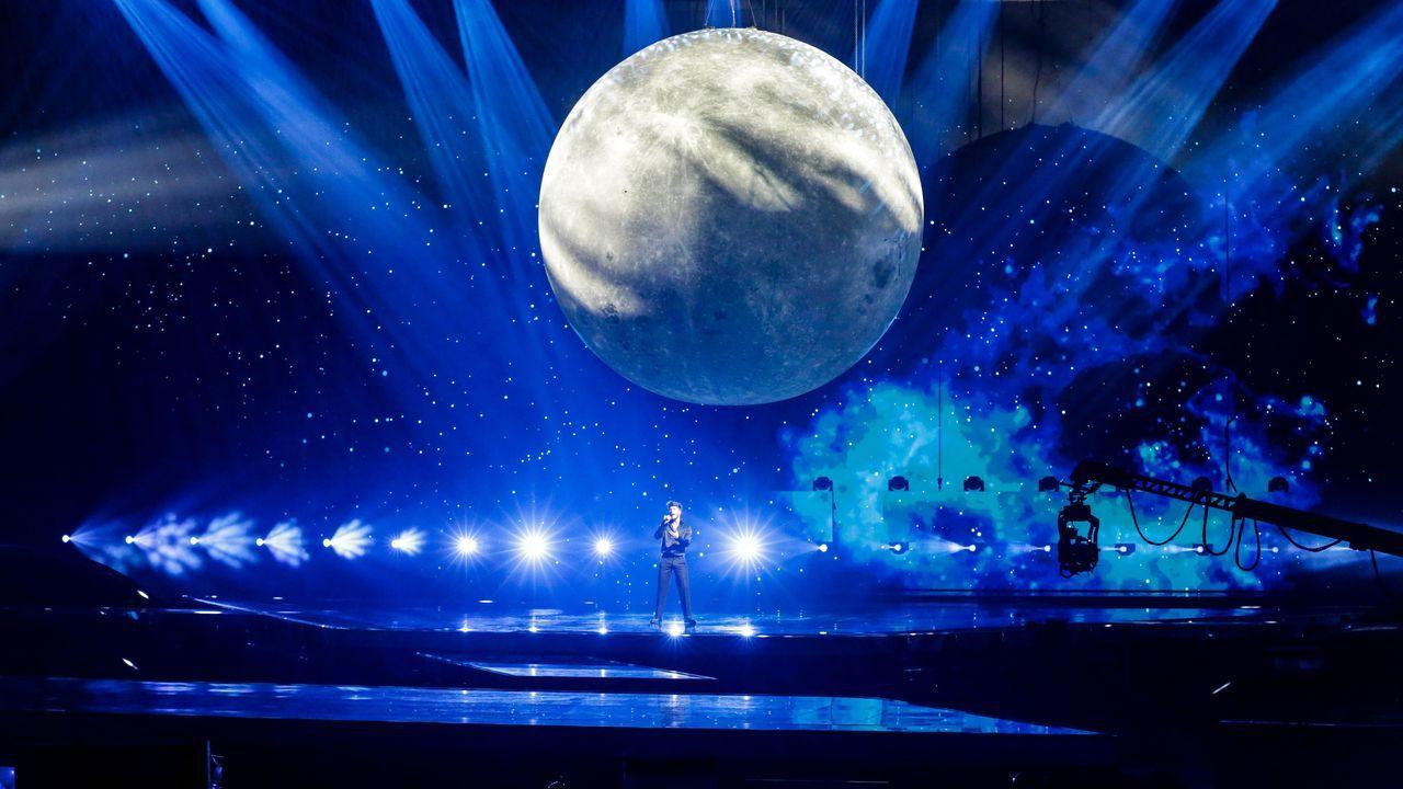 Así es la puesta en escena de España en Eurovisión 2021