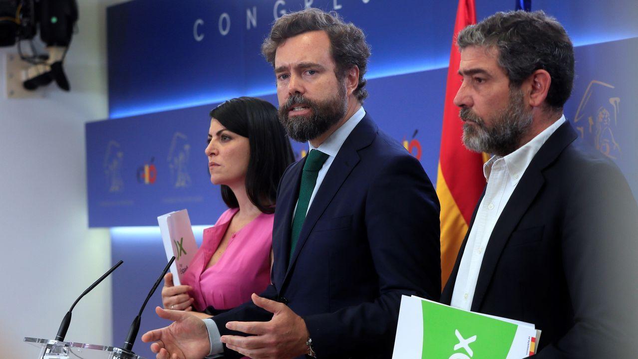 Rocío Monasterio, candidata de Vox a presidir la Comunidad de Madrid