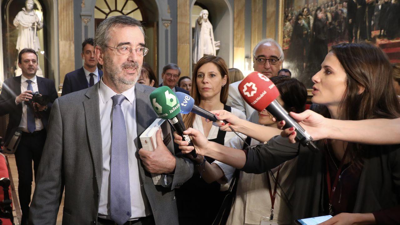 Manuel Cruz es acusado de plagiar en una de sus obras a nueve autores