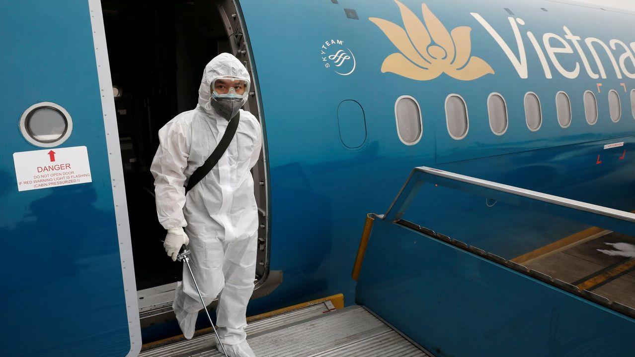 Los contrastes de la pandemia en el mundo, en imágenes.Josu Jon Imaz, consejero delegado de Repsol