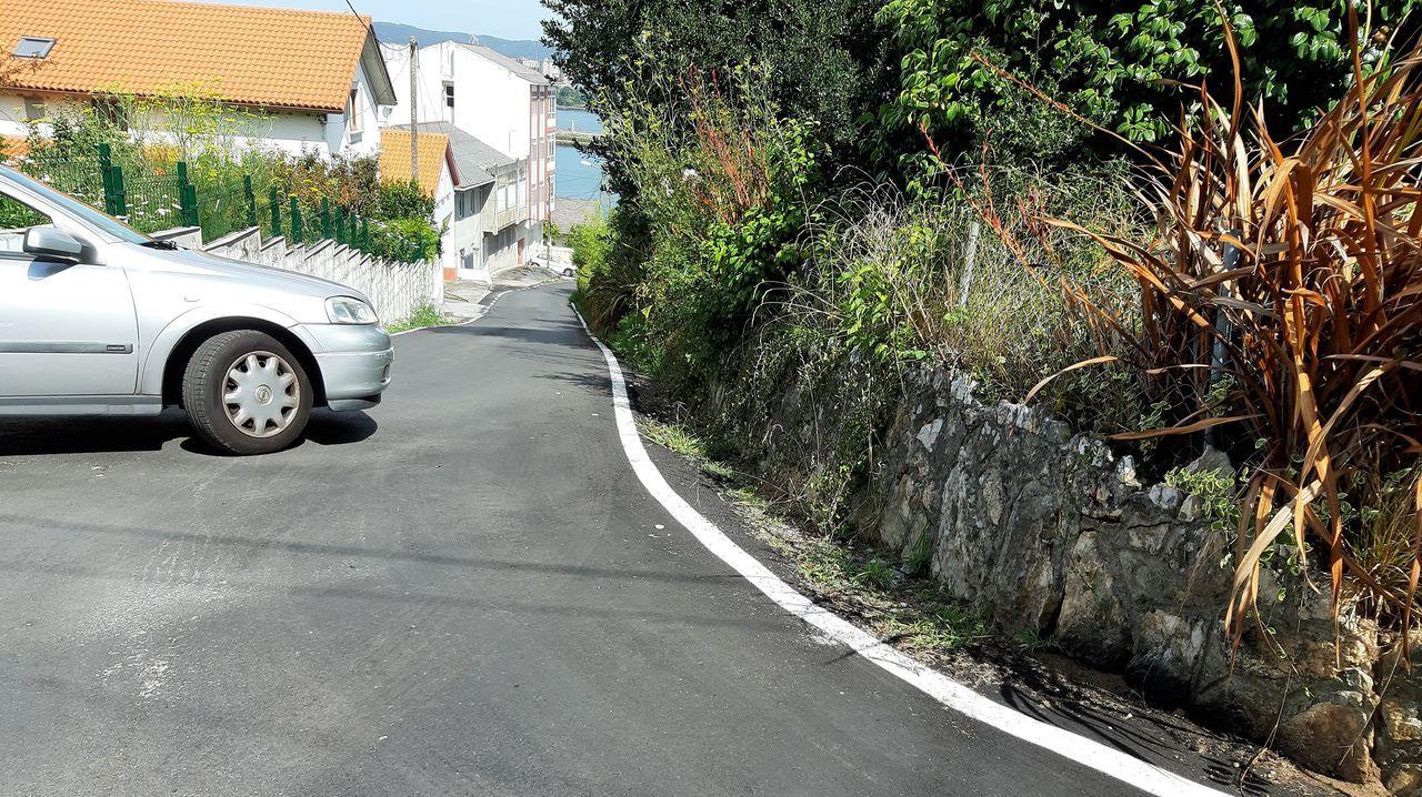 Toma de posesión del actual alcalde de Fene, Gumersindo Galego (PP)