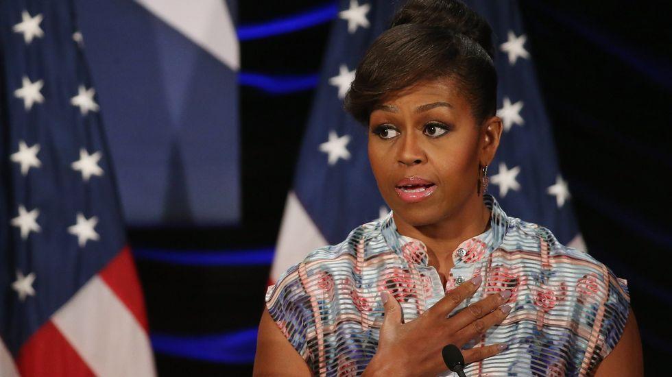 10. Michelle Obama