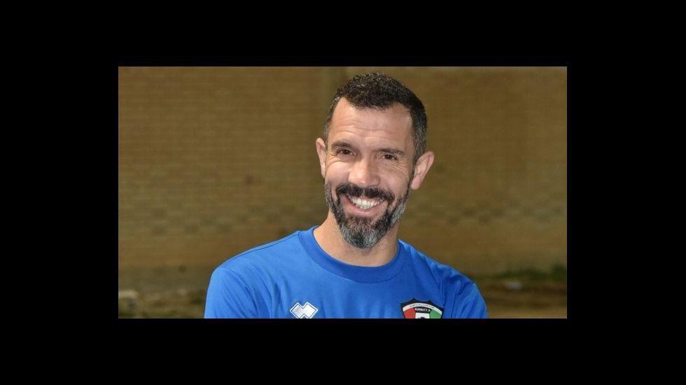 El coruñés José Sambade, nuevo entrenador de porteros de la selección, en una imagen de archivo