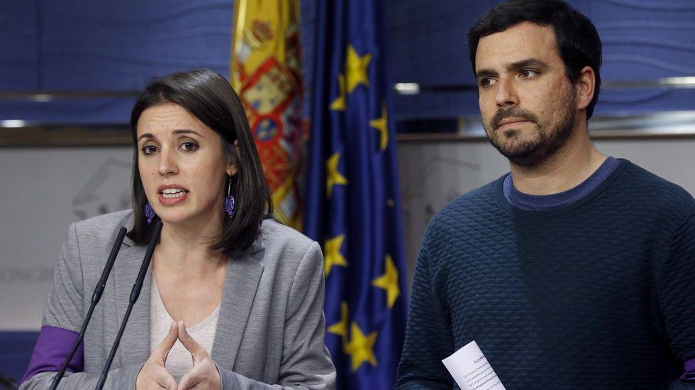 Patxi López defiende desde Lugo la unidad del PSOE para «evitar el choque de trenes».Patxi López, en Oviedo