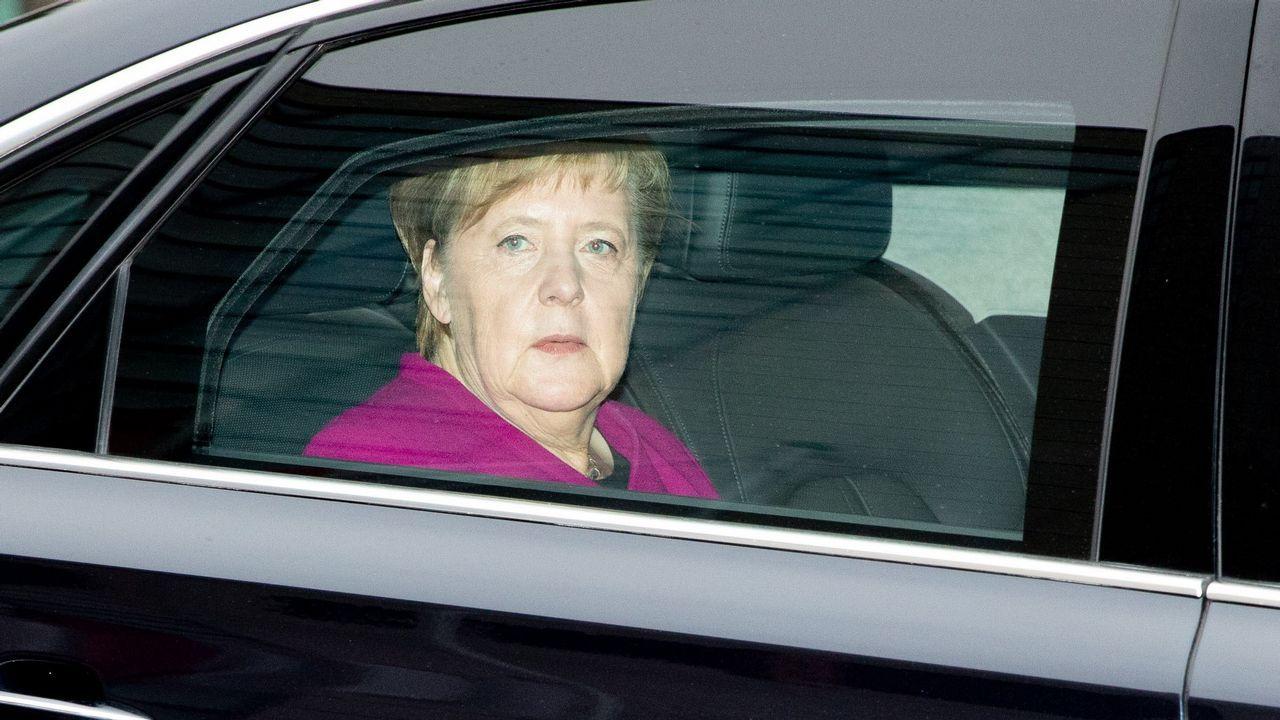 Anglea Merkel