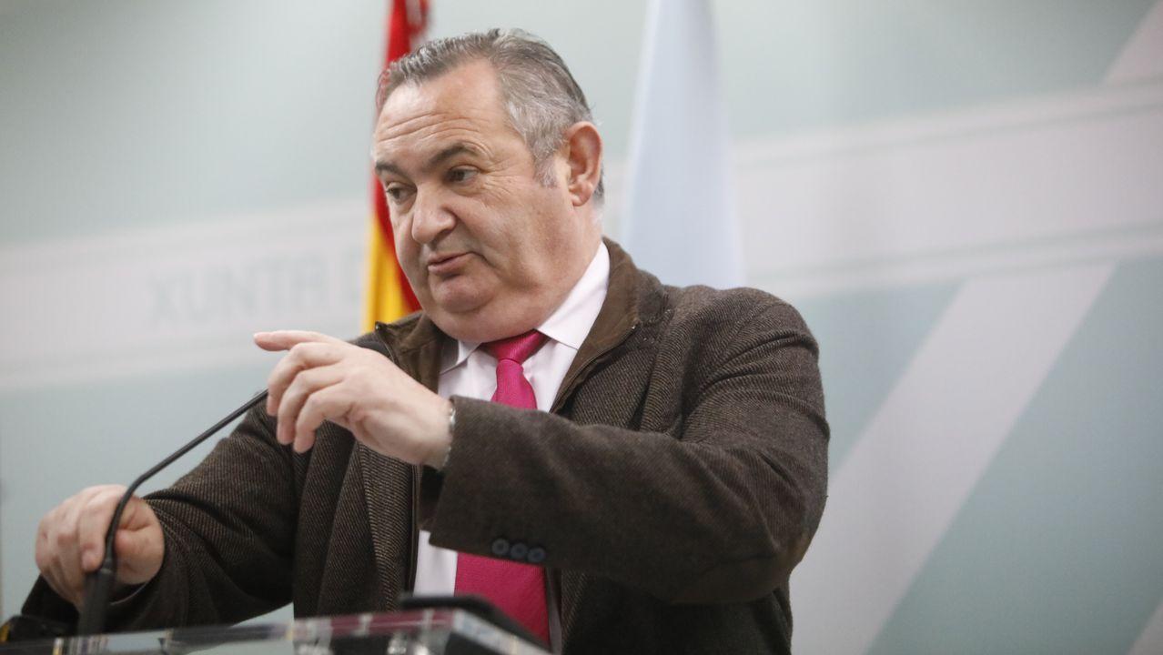 José Manuel Balseiro, delegado territorial da Xunta en Lugo