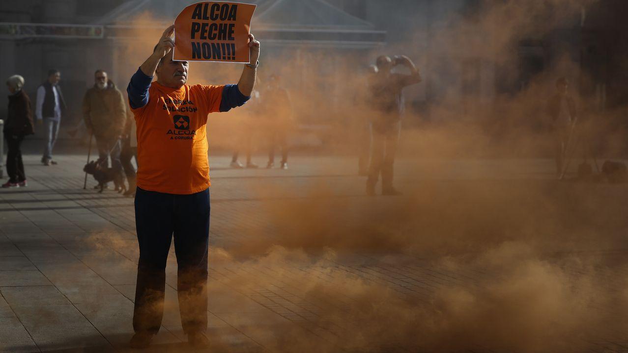 Vídeo de Podemos sobre Alcoa.Alcoa