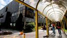 La Facultad de Economía y Empresa de la Universidad de Oviedo, situada en el campus de El Cristo