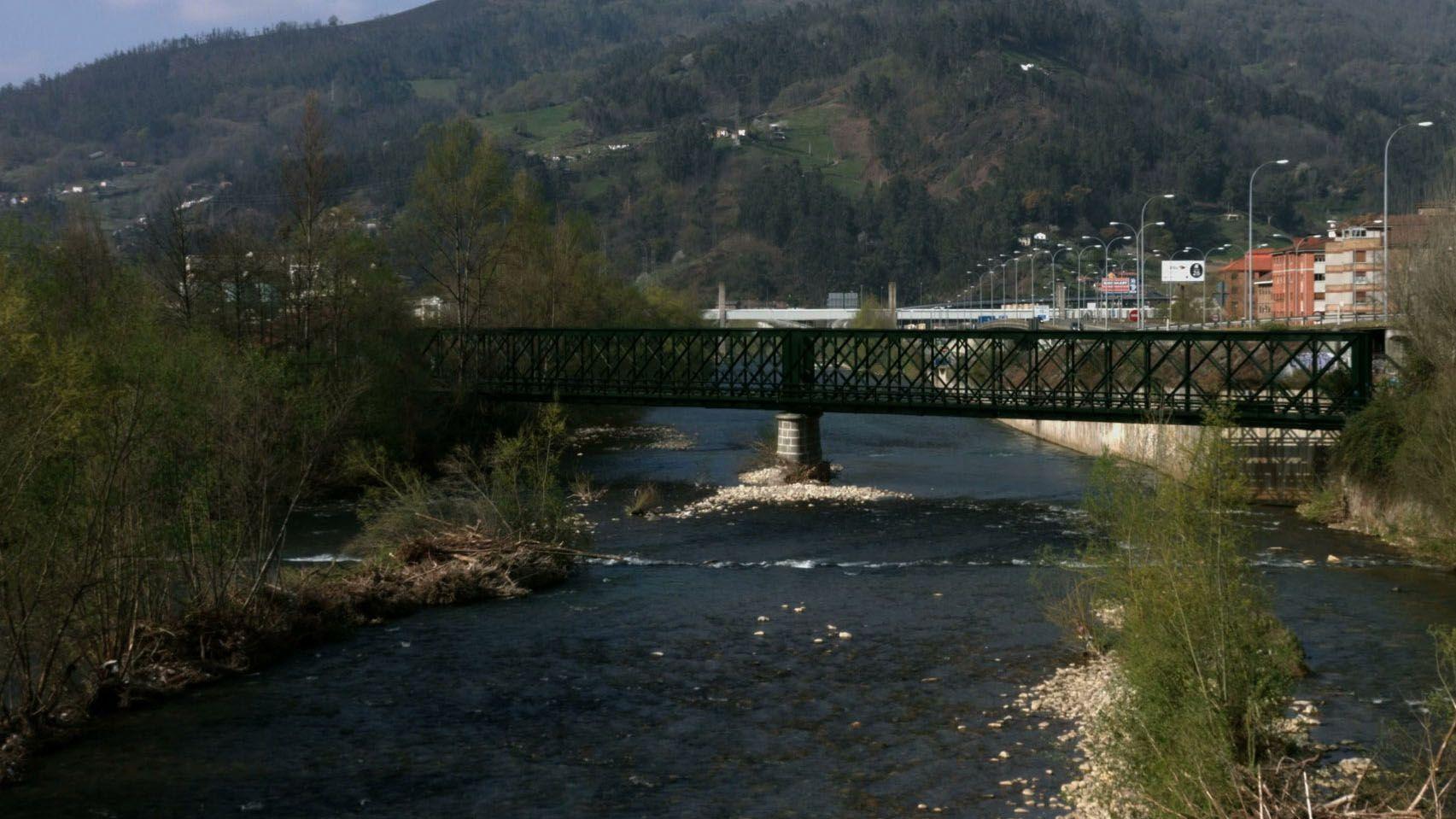 Puente de Mieres