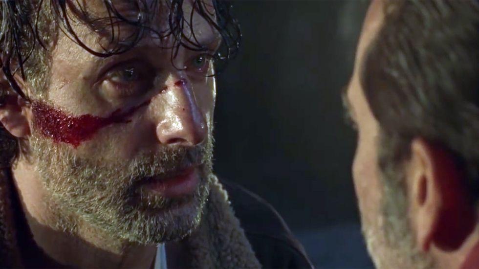 «The Walking Dead»: El adelanto del primer capítulo de la séptima temporada