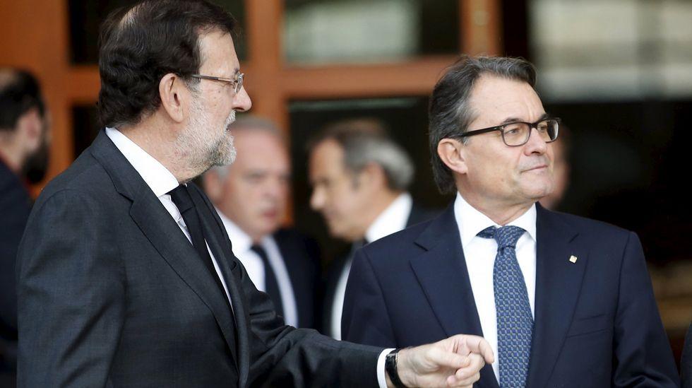 Joan Tardá y Celia Villalobos acaban a gritos en plena sesión de control al Gobierno