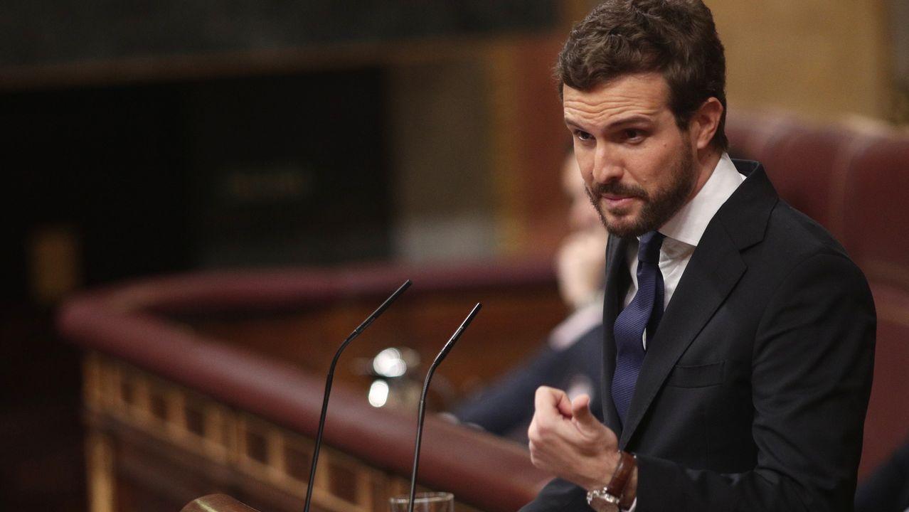 Tensión en el Congreso por la intervención de la portavoz EH Bildu.El portavoz del PNV, Aitor Esteban